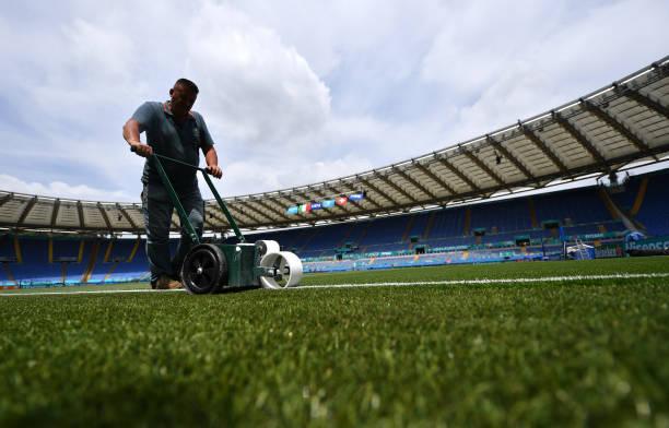 ITA: Italy v Switzerland - UEFA Euro 2020: Group A