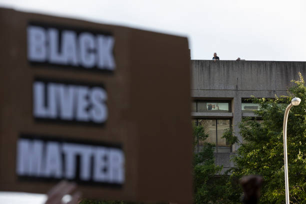 KY: Protests Continue In Louisville Over Deaths In Recent Police Shootings