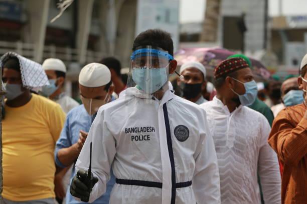 BGD: Eid-Al-Fitr In Dhaka Amid Coronavirus Emergency
