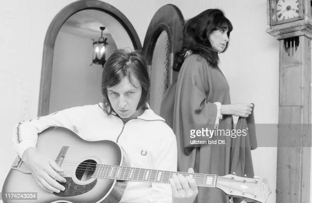 member of Les Humphries and Dunja Rajter Silvaplana 1973