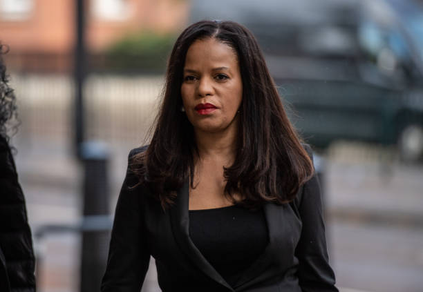 GBR: MP Claudia Webbe Appears In Court On Harassment Charge