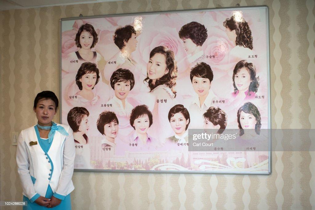 Life In North Korea : News Photo