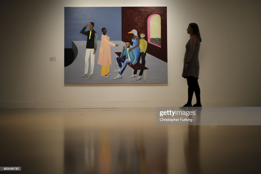 Turner Prize Exhibition Opens In Hull : News Photo