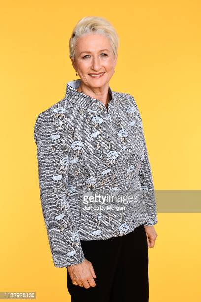 Member of the Australian Parliament Kerryn Phelps poses for a portrait at the 2019 Australian LGBTI Awards at The Star on March 01 2019 in Sydney...