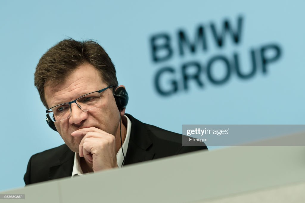 BMW AG Annual Results Press Conference 2018