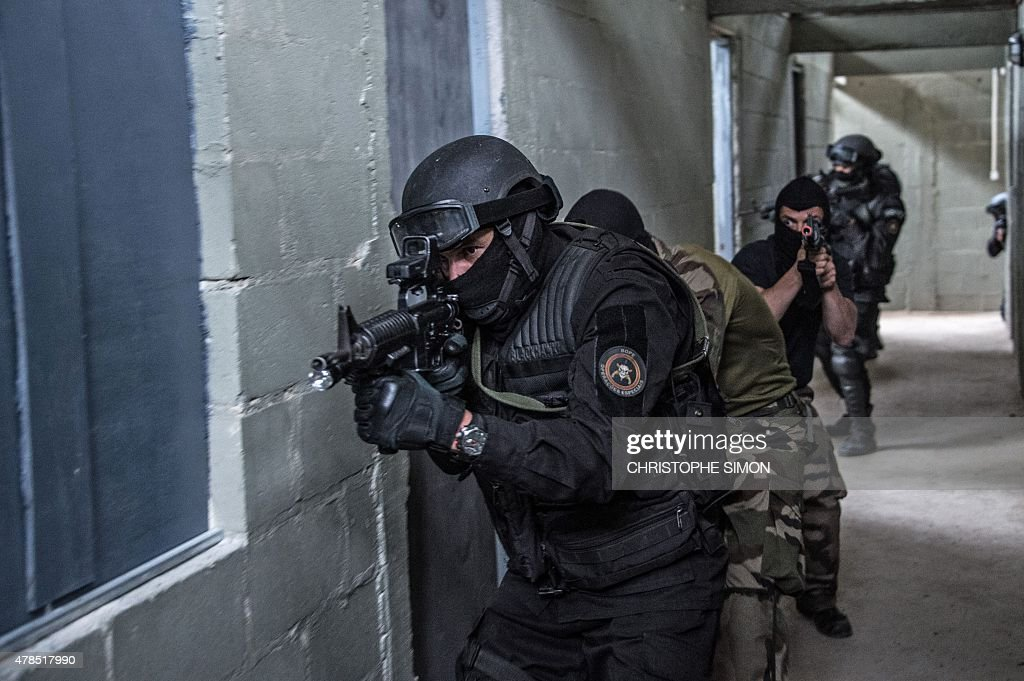 Brazilian special forces hostage to fuck hard in all holes - 3 8