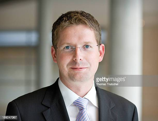 Member of the Christian Democratic Union and member of the German Bundestag Stephan Stracke, September 29, 2009 in Berlin, Germany.