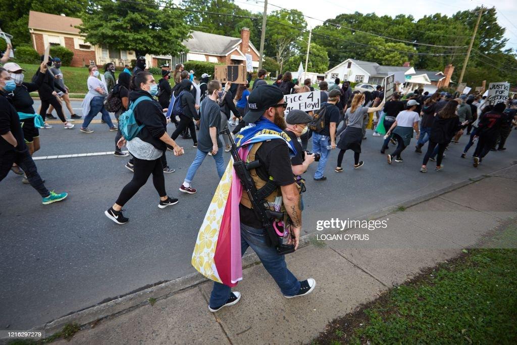 US-POLITICS-POLICE-JUSTICE-RACISM : News Photo
