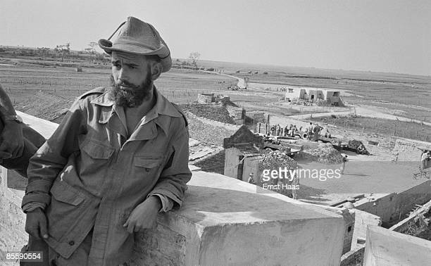 A member of the French Foreign Legion Indochina 1954