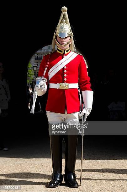 会員の王室騎兵隊連隊,london - 近衛兵 ストックフォトと画像