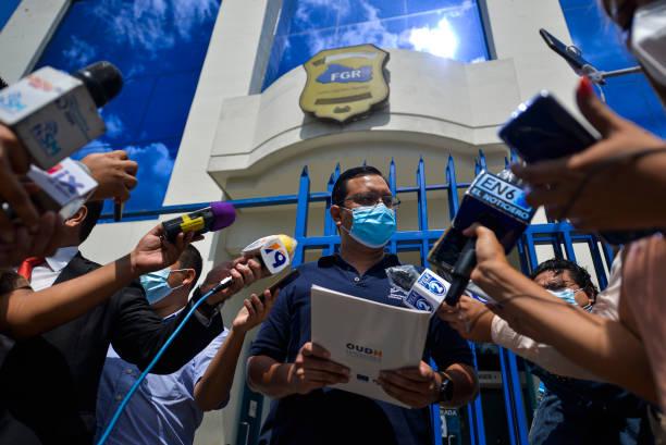 SLV: Protest Against Military Impunity In El Salvador