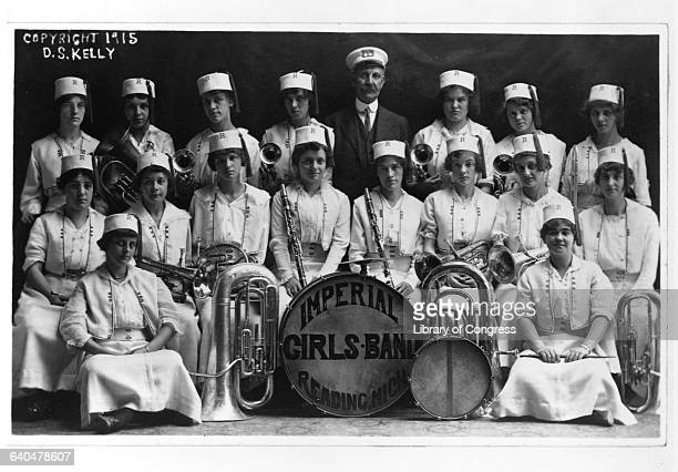 Member of the Imperial Girls Band