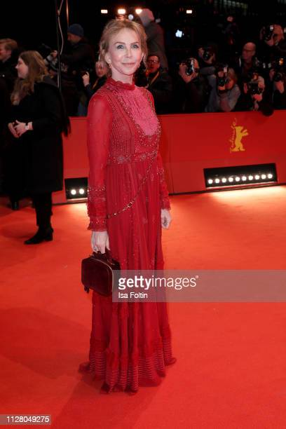 Member of the International Jury Trudie Styler attends the opening ceremony and The Kindness Of Strangers premiere during the 69th Berlinale...