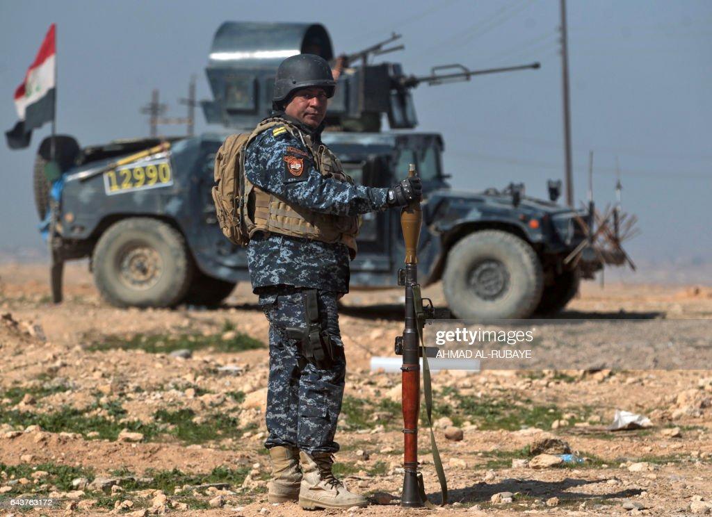IRAQ-CONFLICT : News Photo