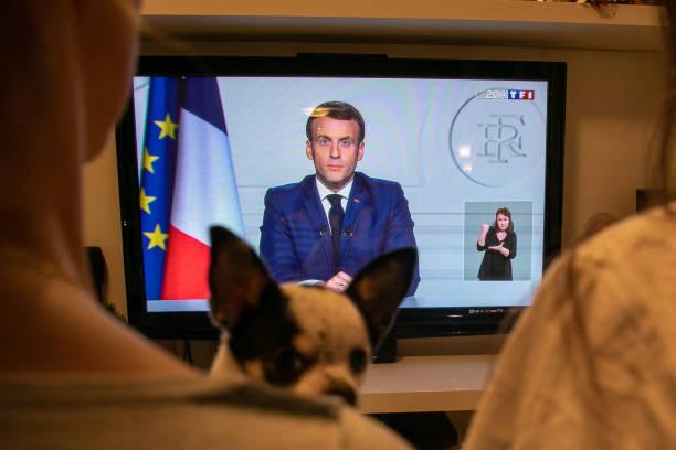 FRA: France President Emmanuel Macron Pays A Tribute To Former Valery Giscard D'Estaing