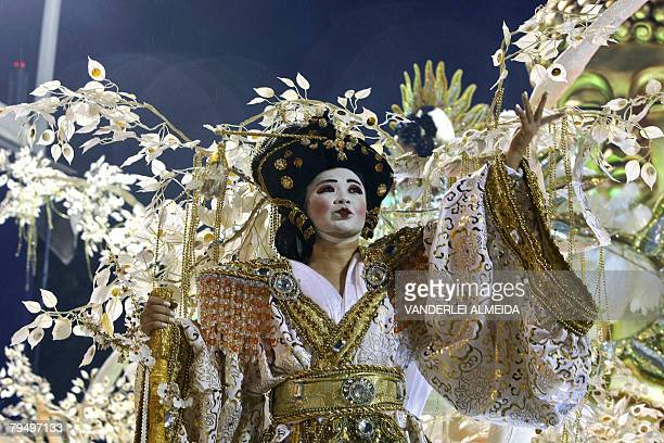 Brazil Carnival Nude Stock Photos And Pictures  Getty Images-1579