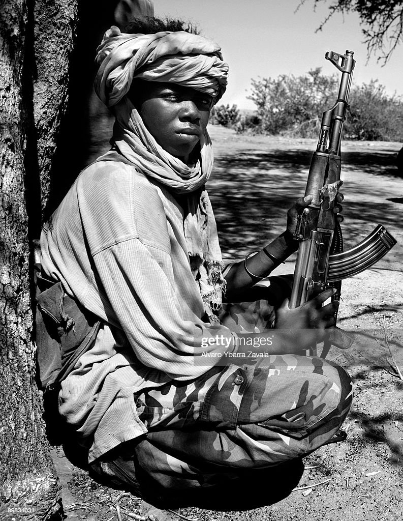 Darfur Conflict : News Photo