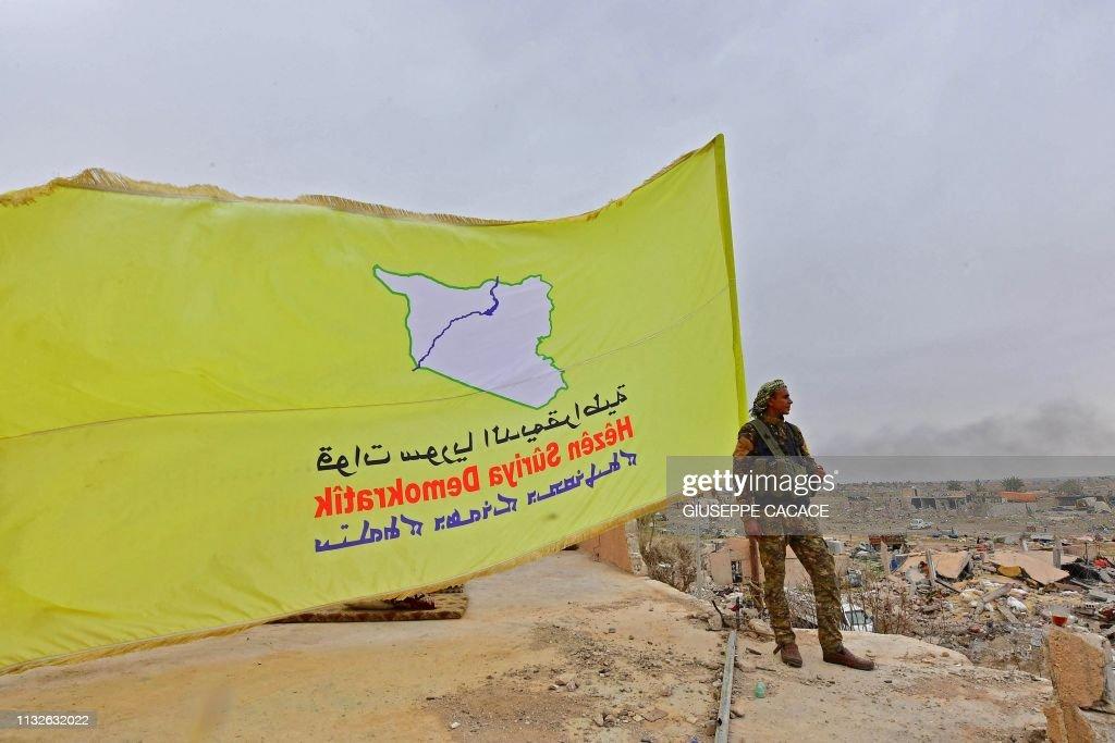 SYRIA-CONFLICT-IS-SURRENDER : Nachrichtenfoto