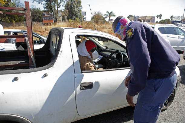 ZAF: Tshwane District undertakes Operation O Kao Molao in South Africa