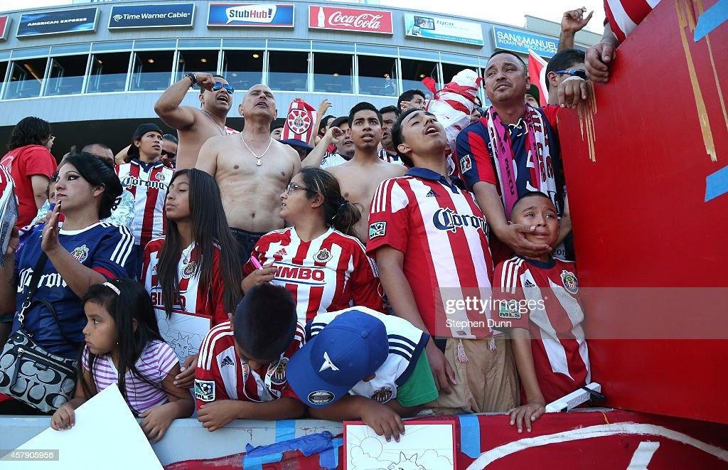 San Jose Earthquakes v Chivas USA : News Photo