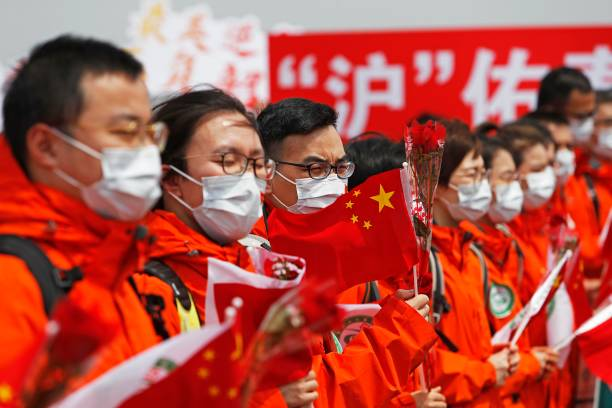 CHN: Medical Assistance Teams To Withdraw From Hubei