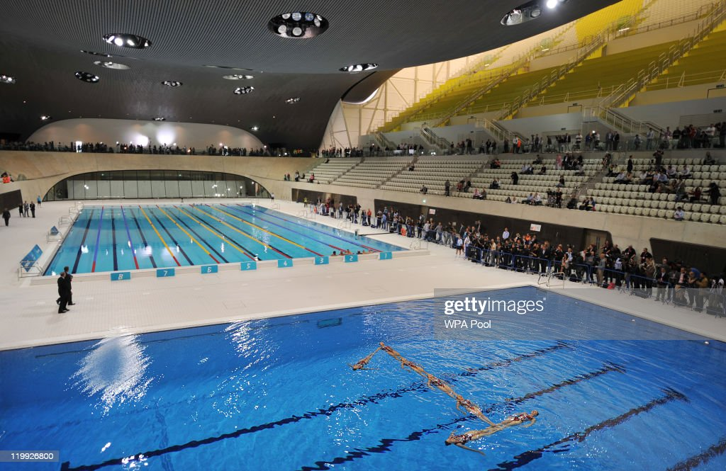 London 2012 - One Year To Go : News Photo