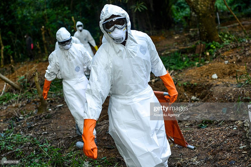 Ebola outbreak in Sierra Leone : News Photo