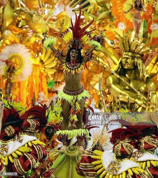 Carnival Brazil 2016 High-Res Stock Photo - Getty Images