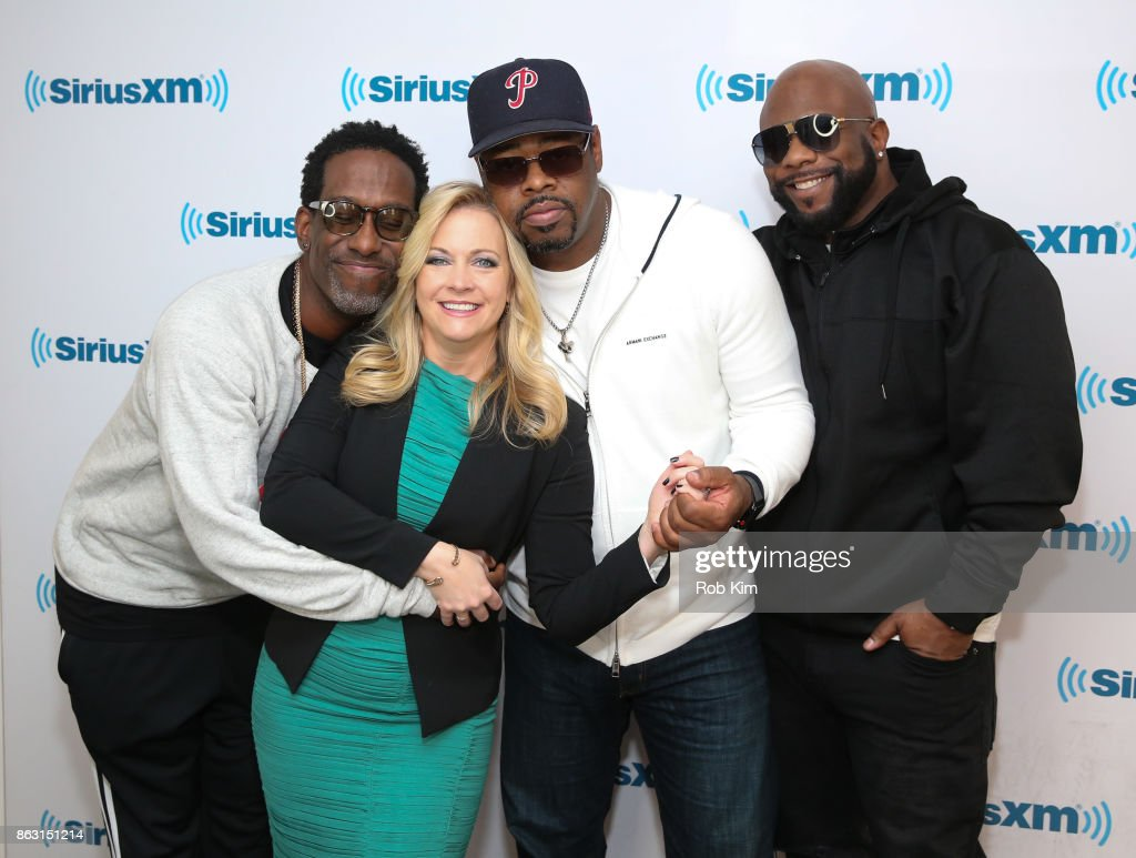 Celebrities Visit SiriusXM - October 19, 2017
