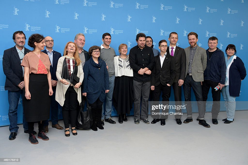 'Aferim' Photocall - 65th Berlinale International Film Festival