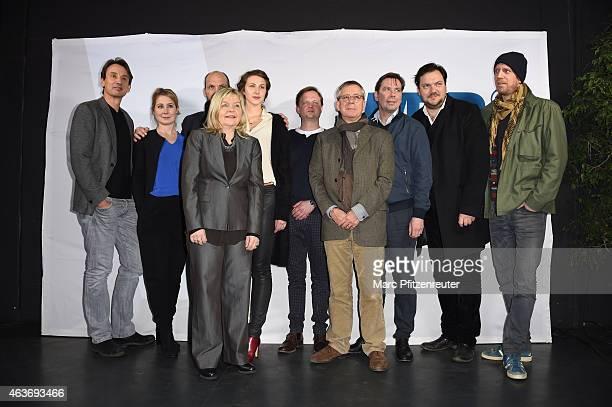 Members of cast and crew including Ralf Husmann Arne Feldhusen Natalia Belitski Michael Maertens Charly Huebner Nils Duenker Gebhard Henke and Nina...