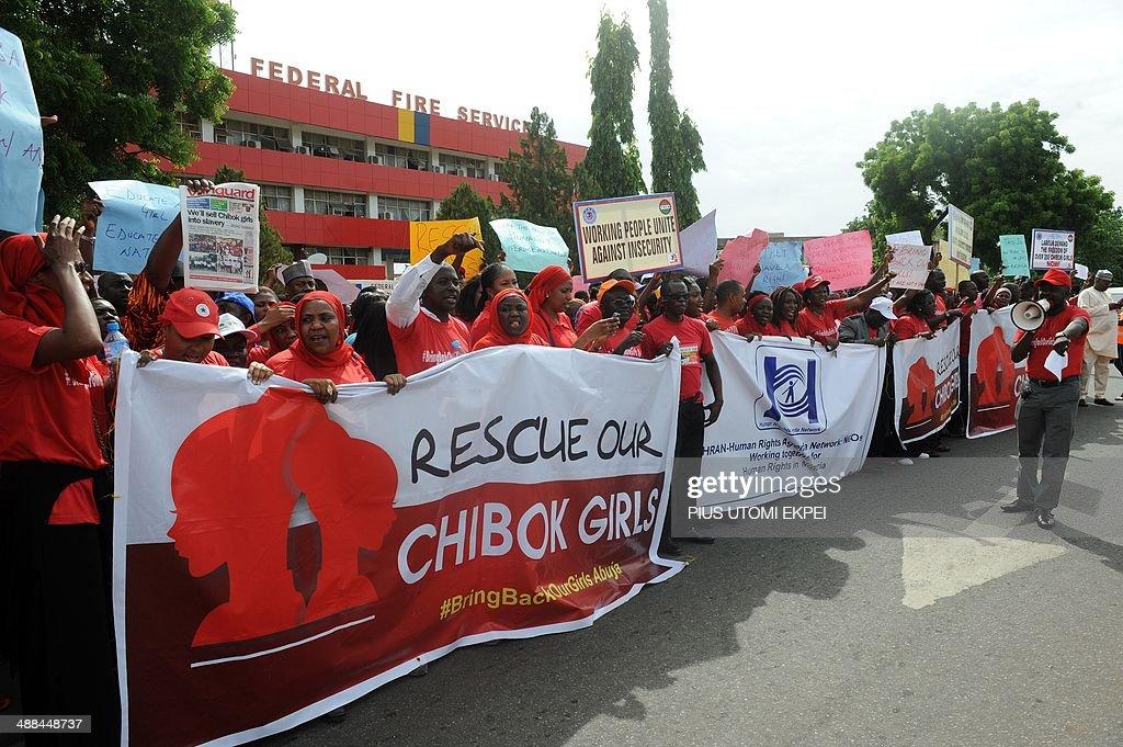 NIGERIA-UNREST-KIDNAP : News Photo