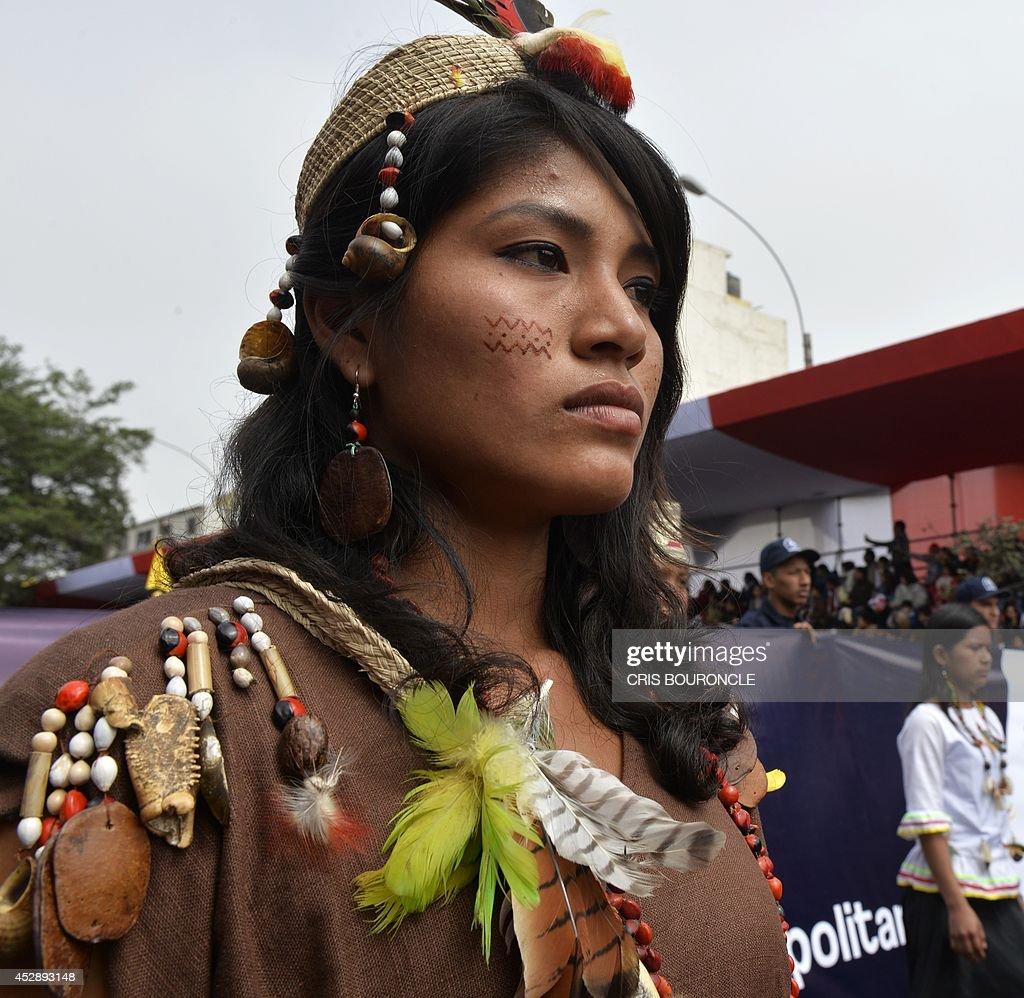Ethnic Groups In Peru Images