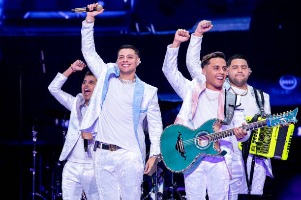 CA: Grupo Firme Performs At Staples Center