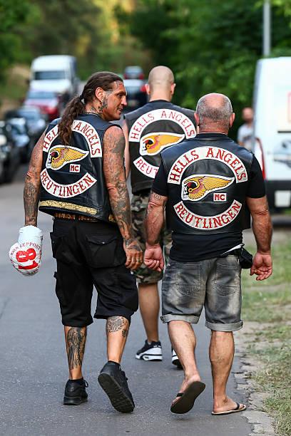 Fotos En Beelden Van Hells Angels In Poland