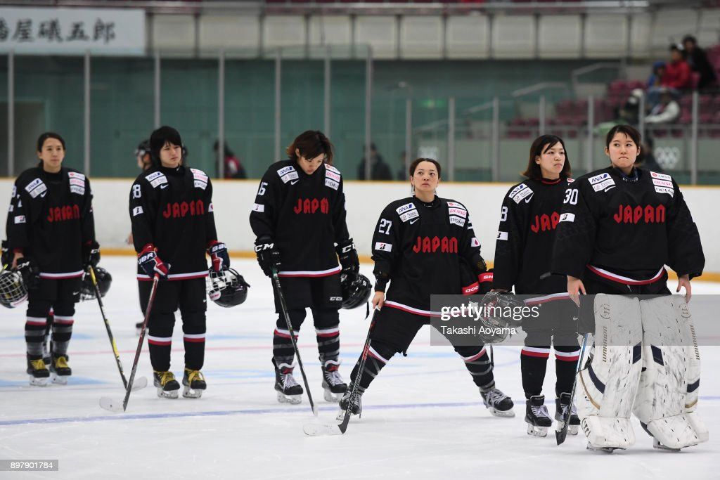 Japan v Russia - Women's Ice Hockey Friendly : ニュース写真