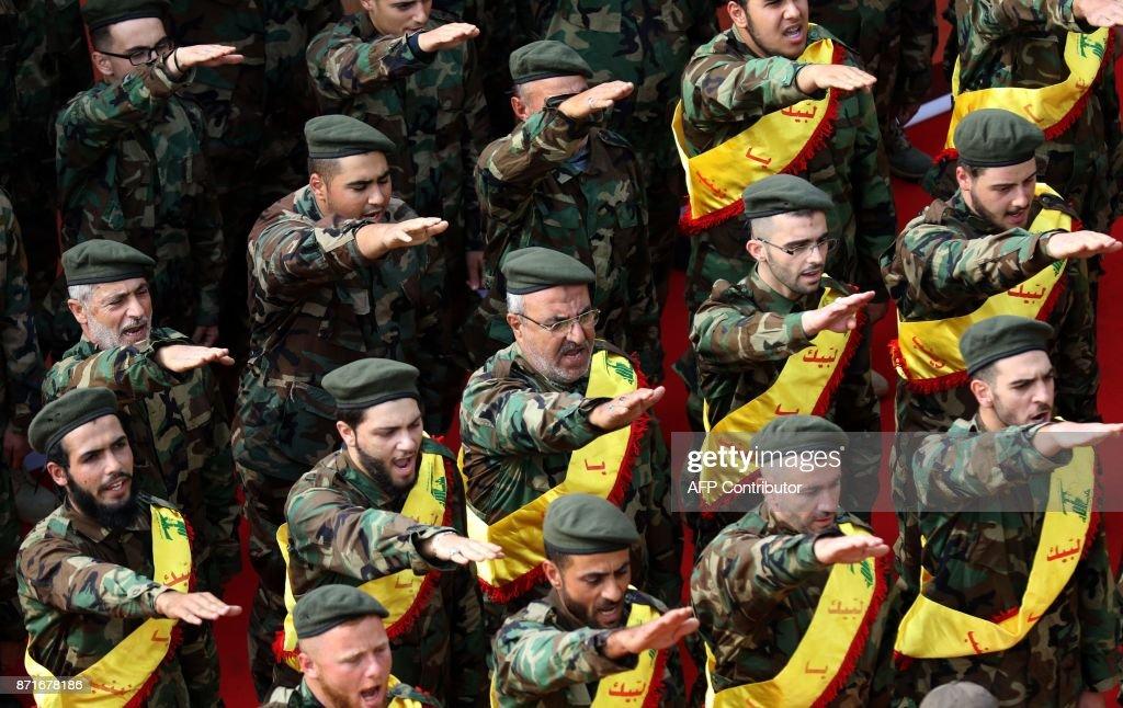 LEBANON-SYRIA-CONFLICT : News Photo