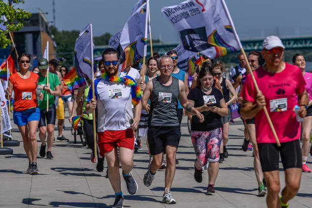POL: Poland Pride Parade Goes Ahead In Defiance Of Recent Attacks Against LGBTQ