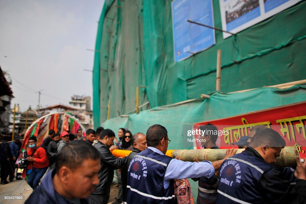 Holi Festival Starts in Nepal