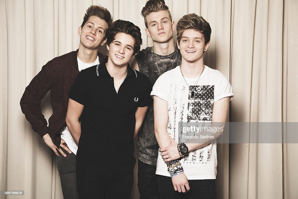 The Vamps, Self Assignment, April 2015