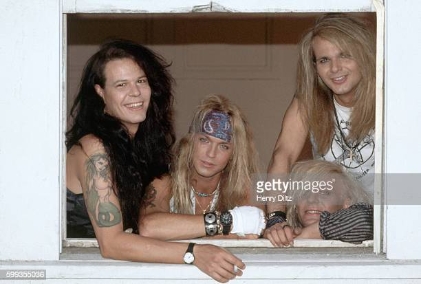 Members of Poison