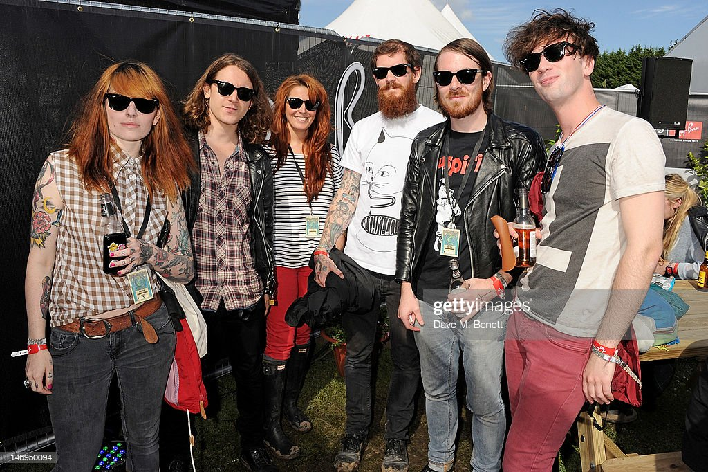 The Ray-Ban Rooms at The Isle of Wight Festival - Day Three