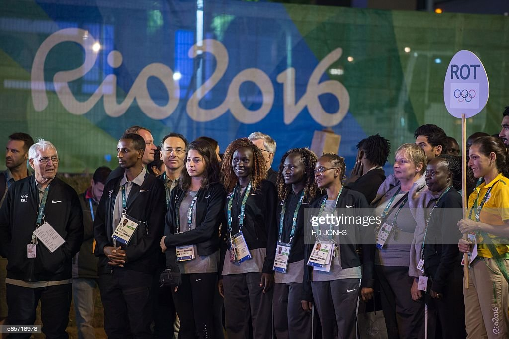 OLY-2016-RIO : News Photo