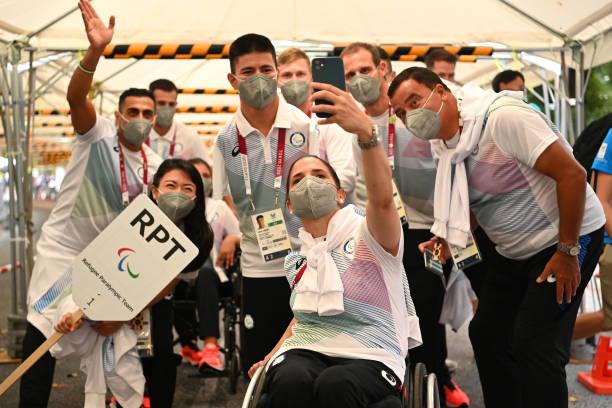 JPN: Paralympics - Opening Ceremony