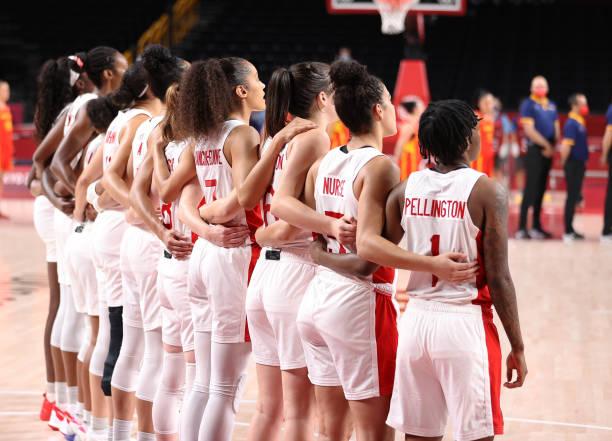 JPN: Basketball - Olympics: Day 9
