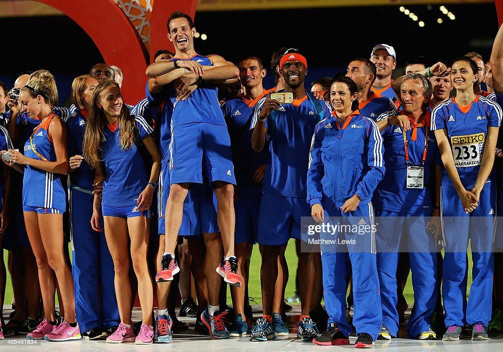 IAAF Continental Cup - Day 2 : News Photo
