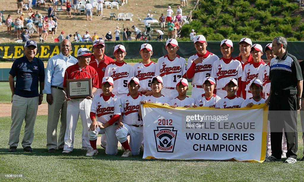 Little League World Series : News Photo