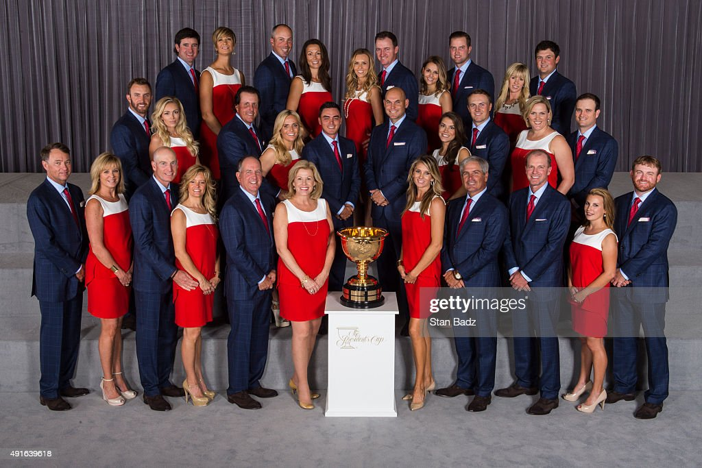 The Presidents Cup - Preview Day 3 : News Photo