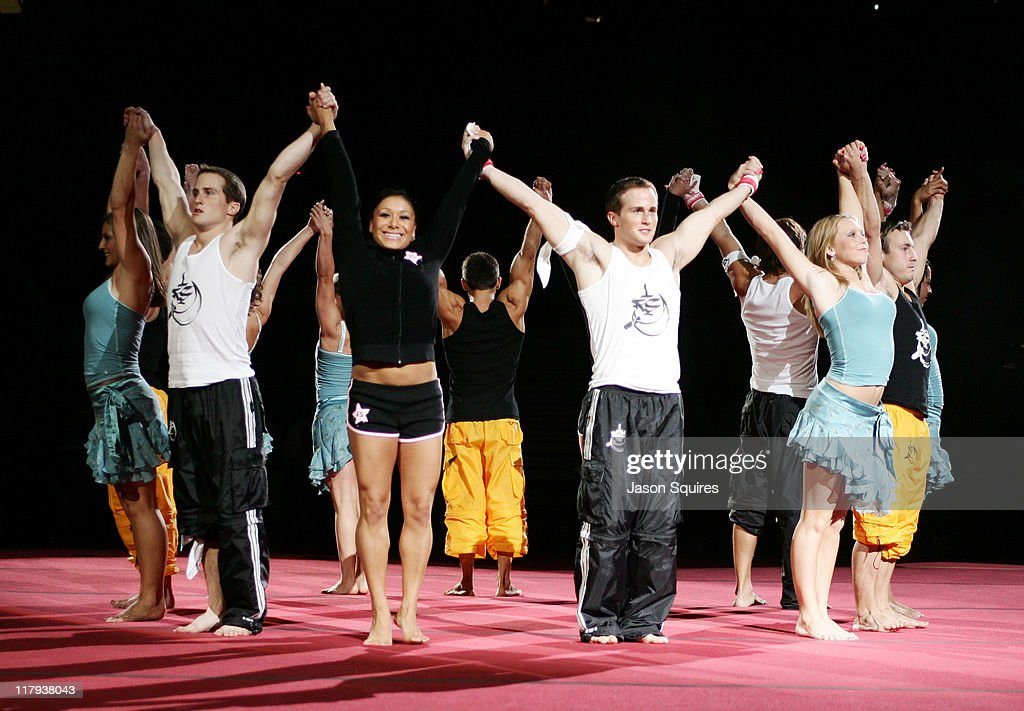 Rock and Roll Gymnastics Tour 2004 - Featuring a Live Musical Performance by