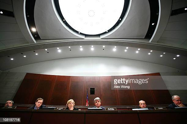 Members of the Adjudicatory Subcommittee of the House Committee on Standards of Official Conduct Rep GK Butterfield Chair Zoe Lofgren ranking member...